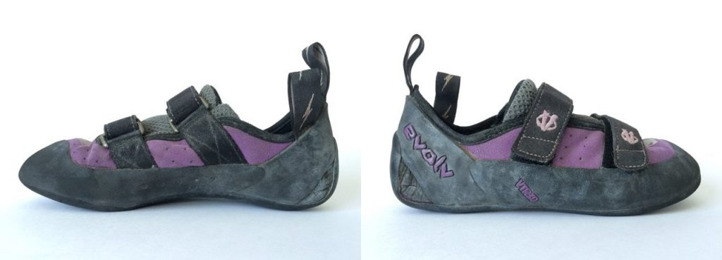 Our Evolv Elektra review concluded that these are some comfy climbing shoes.