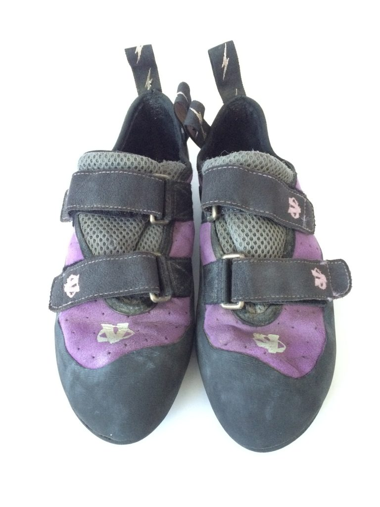 Most comfortable women's climbing shoes
