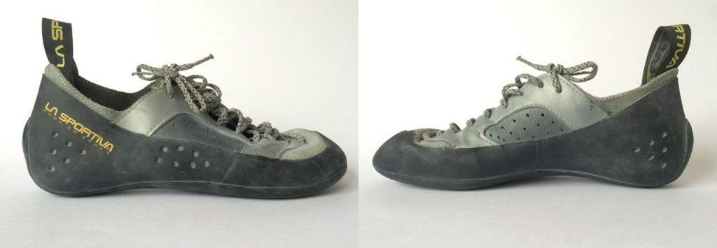 Do Beginner Climbers Wear Out Climbing Shoes