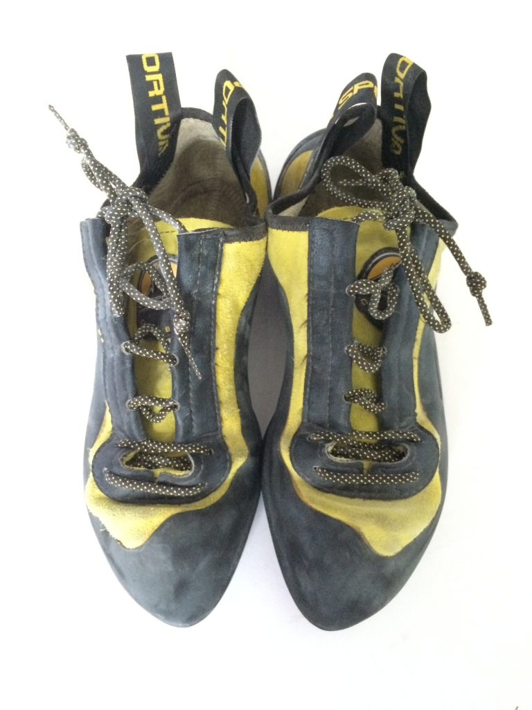 Our La Sportiva Miura sizing recommendation is to get them 1-1.5 sizes below your street shoe size.