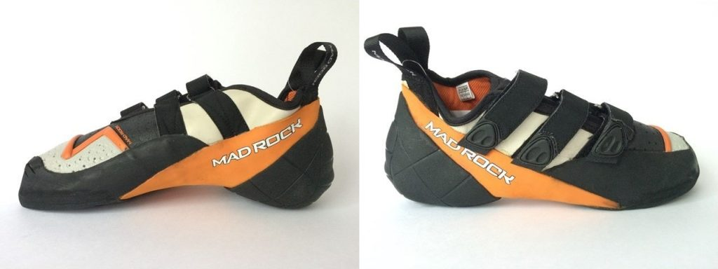 Mad Rock Climbing Shoes Review