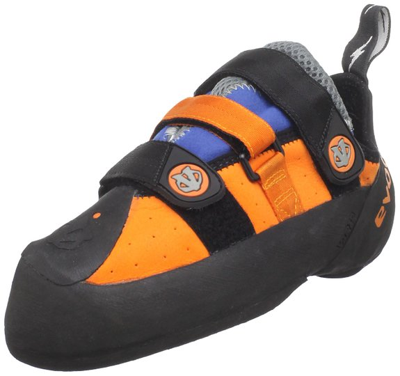 4d2f394db7a The Evolv Shaman is a great climbing shoe for people with wide feet