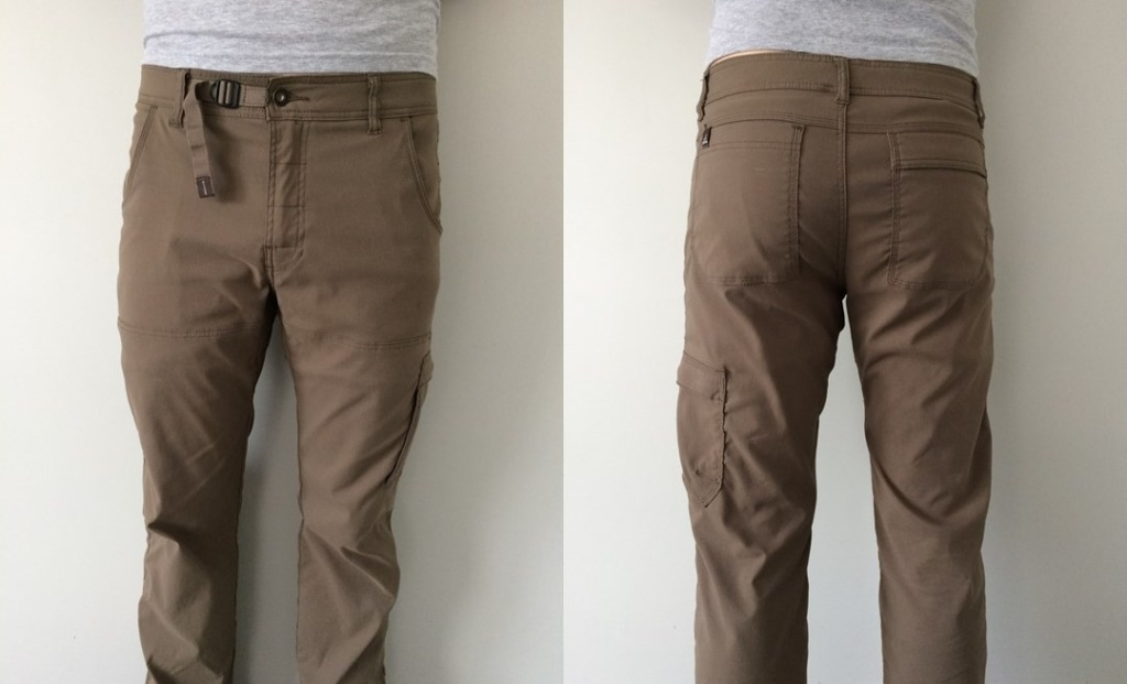 Our review of the prAna Stretch Zion Pants