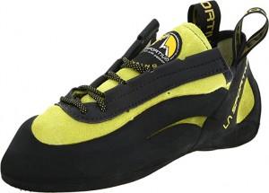The La Sportiva Miura climbing shoe