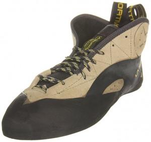 The La Sportiva TC Pro climbing shoe