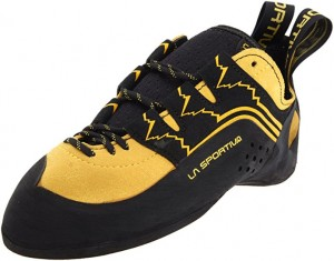 The La Sportiva Katana Lace climbing shoe