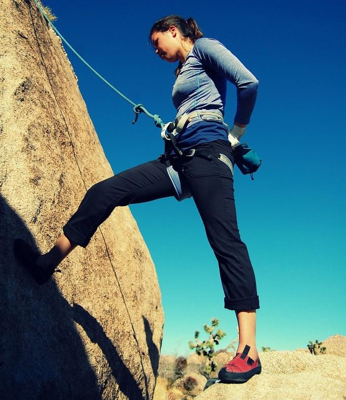 Women S Indoor Rock Climbing Shoes