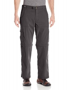 The prAna Stretch Zion Convertible Pant