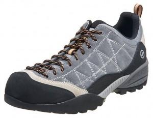 The Scarpa Zen approach shoe