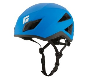 The Black Diamond Vector climbing helmet