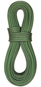 The BlueWater 10.2mm Eliminator climbing rope