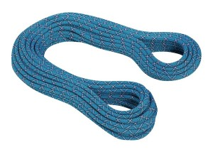 The Mammut 9.5mm Infinity climbing rope