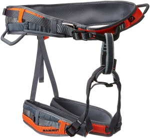 The Mammut Ophir 3 Slide climbing harness