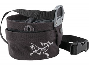 The Arc'teryx Aperture Chalk Bag