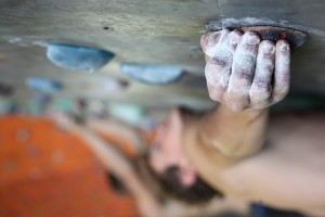 Beginner's guide to bouldering training