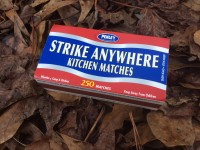 A box of Penley Strike Anywhere Matches