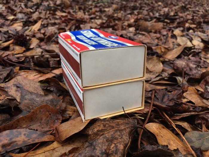 Two boxes of Penley Strike Anywhere Matches