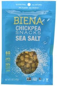 Biena Sea Salt Roasted Chickpeas