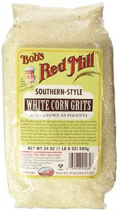 Bob's Red Mill Southern Style White Corn Grits