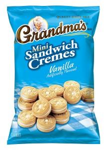Grandma's Vanilla Creme Minis
