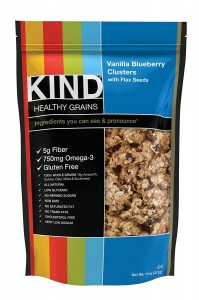 KIND Vanilla Blueberry Healthy Grains Clusters
