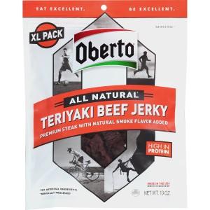 Oberto Teriyaki Beef Jerky