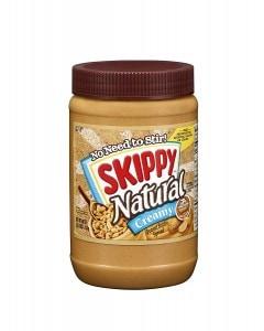Skippy Natural Peanut Butter