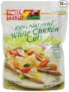 Valley Fresh White Chicken Pouches