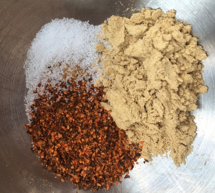 Asian spice blend