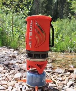 Jetboil Zip Camping Stove