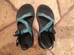 2853faddc15a Field Testing the Chaco Z1   Chaco Z2 Sandals  Which Is Right for You