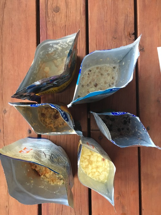 Our taste test of Backpacker's Pantry meals