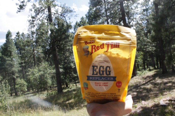 Bob's Red Mill Egg Replacer powdered eggs