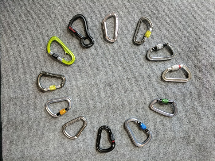 12 Best Locking Carabiners of 2017—Field Tested & Reviewed