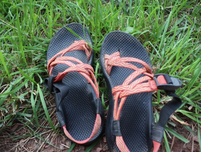 Are Your Chaco Straps Stuck? Here's How to Un-Stick Them