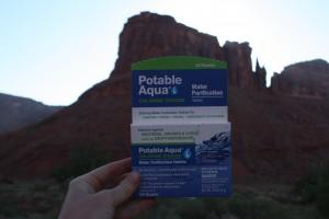 Runner-Up: Potable Aqua Chlorine Dioxide