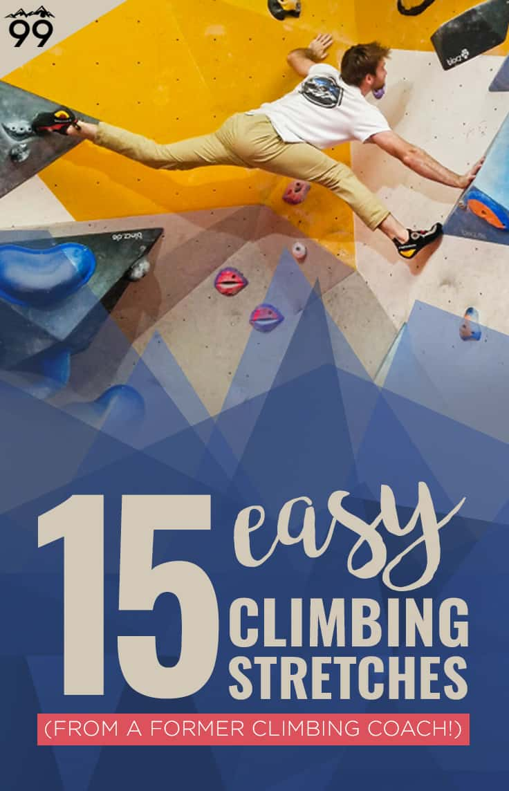 15 Easy Climbing Stretches