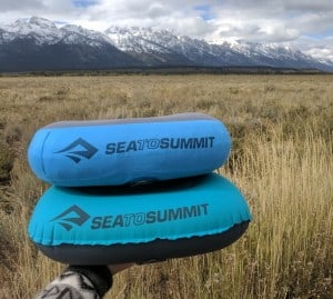 Sea to Summit Aeros Pillow Premium and Ultra Light