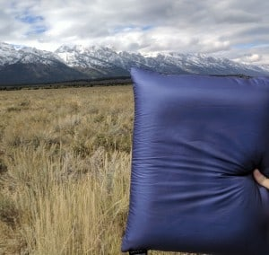 Cocoon Hyperlight Air-Core Pillow