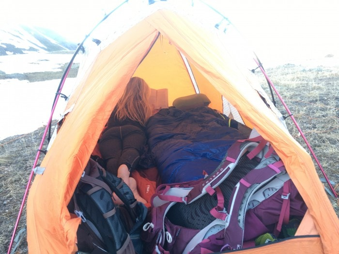 How I Stay Warm In My Tent 10 Tips From A Colorado Backpacker
