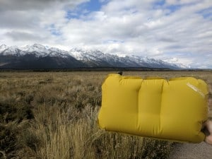 InstantCamp pillow