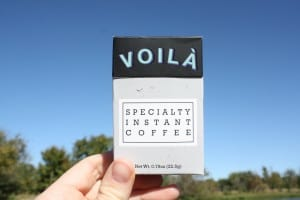 Voila Specialty Instant Coffee