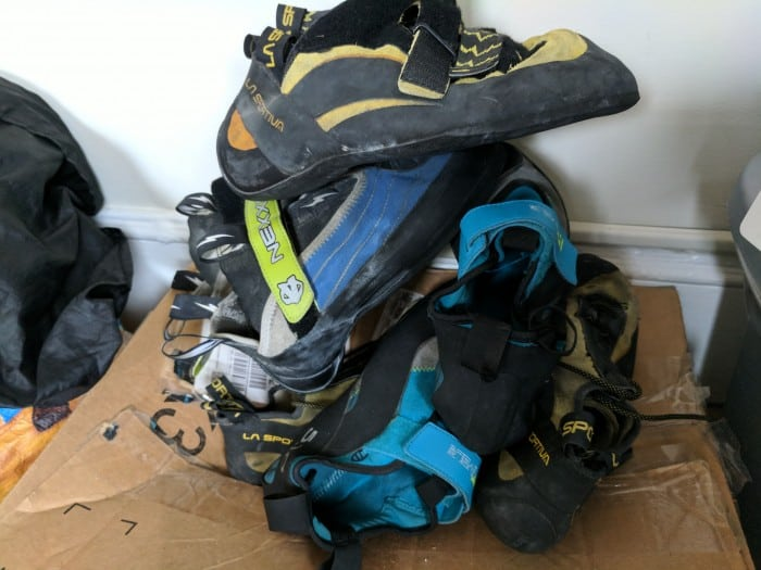 lace up in 2018 sneakers buy sale 7 Places to Buy Cheap & Used Climbing Gear | 99Boulders