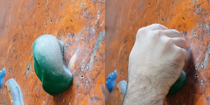 Image result for bouldering holds jug
