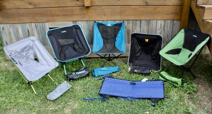 6 Best Backpacking Chairs Of 2019 Field Tested Reviewed 99boulders