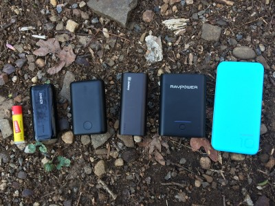 5 best battery packs for camping and backpacking