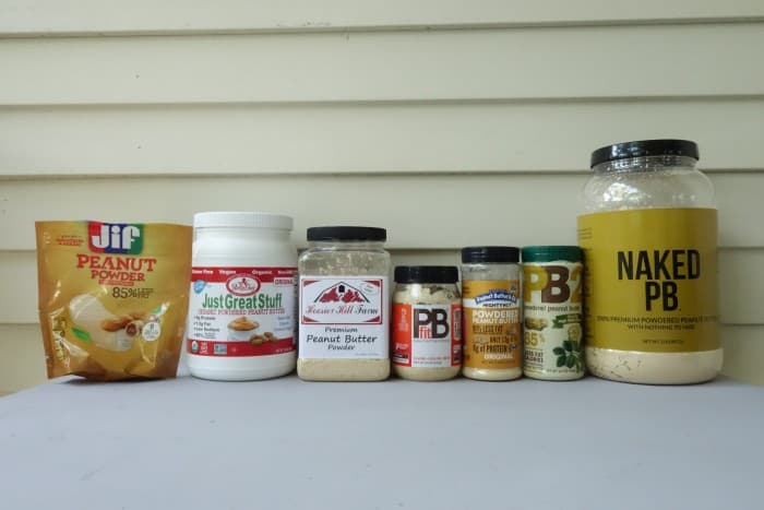 Best powdered peanut butter brands