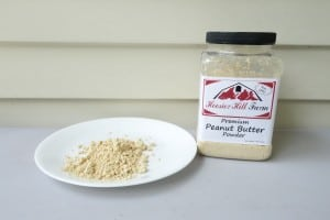 Hoosier Hill Farm Peanut Butter Powder