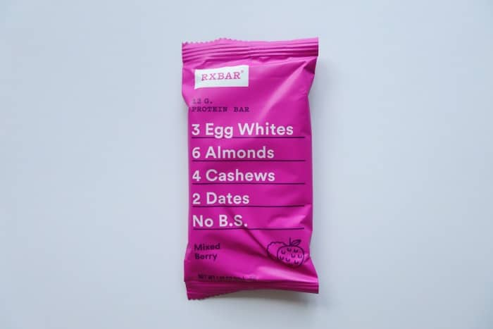 Mixed Berry RxBar