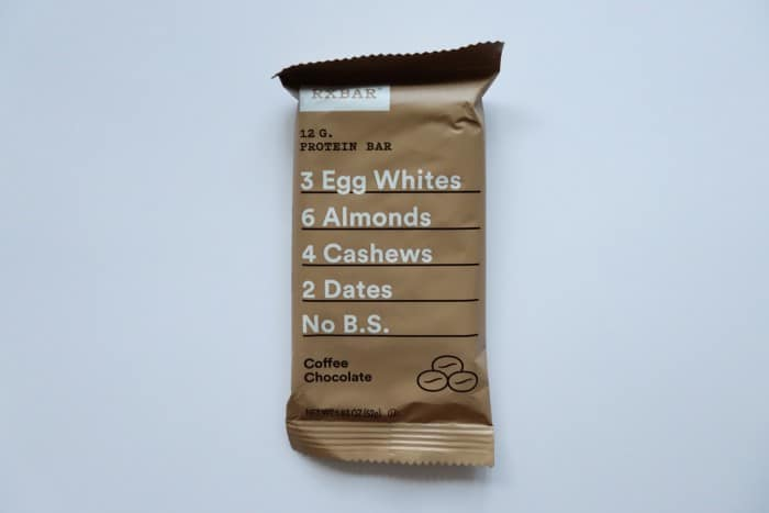 Coffee Chocolate RxBar